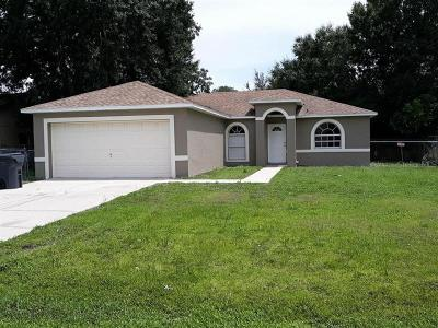 Polk County Single Family Home For Sale: 622 Caribou Court