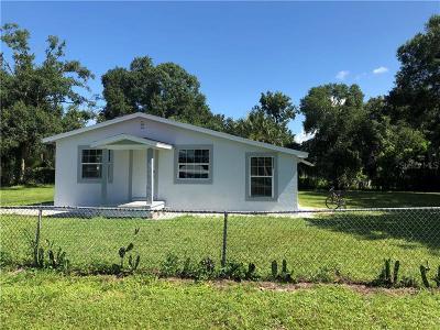 Orlando Single Family Home For Sale: 18635 5th Avenue