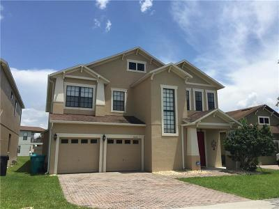 Orlando Single Family Home For Sale: 9633 Moss Rose Way