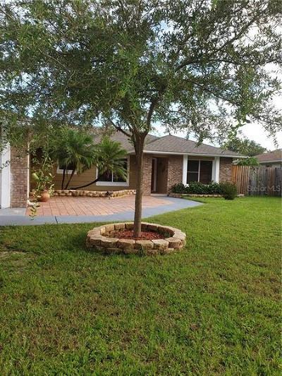 Orlando Single Family Home For Sale: 3134 T C U Boulevard