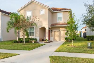 Kissimmee Single Family Home For Sale: 8927 Sugar Palm Road