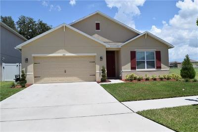 Kissimmee Single Family Home For Sale: 1512 Diamond Loop Drive