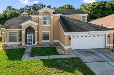 Kissimmee Single Family Home For Sale: 2857 Picadilly Circle