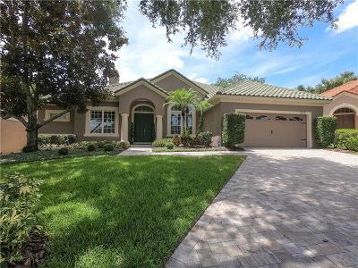 Orlando Single Family Home For Sale: 7672 Torino Court