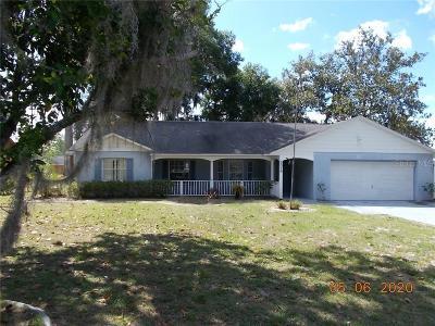 Lake County Single Family Home For Sale: 5316 Royal Oak Drive