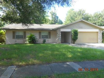 Winter Springs Single Family Home For Sale: 859 Big Buck Circle