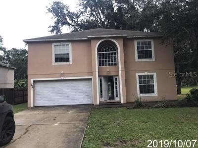 Edgewater Single Family Home For Sale: 1631 Royal Palm Drive