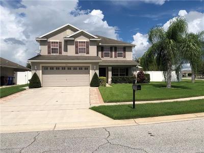 Single Family Home For Sale: 1841 Big Buck Drive