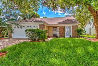 Lutz Single Family Home For Sale: 1620 Cobbler Drive