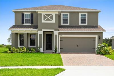 Apopka Single Family Home For Sale: 4277 Tigris Drive