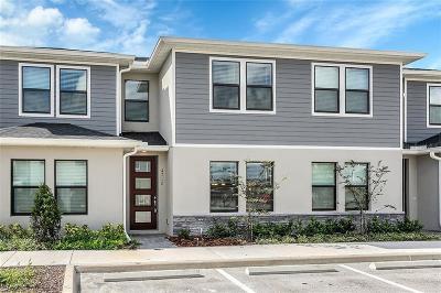 Celebration, Davenport, Kissimmee, Orlando, Windermere, Winter Garden Townhouse For Sale: 4712 Terra Esmeralda Drive