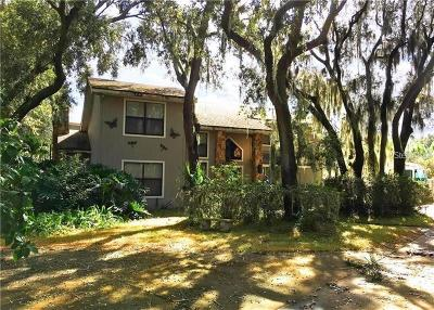 Winter Haven Single Family Home For Sale: 5032 River Lake Road
