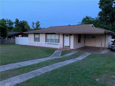 Deltona Single Family Home For Sale: 1525 Providence Boulevard