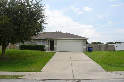 Mascotte Single Family Home For Sale: 4074 Lake Bluff Drive