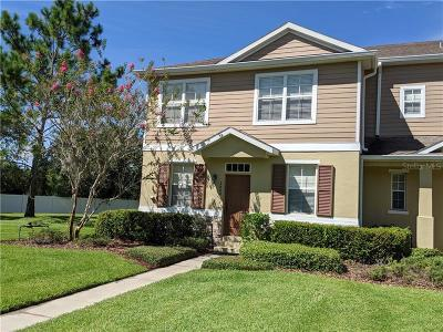 Kissimmee Townhouse For Sale: 2800 Grasmere View Parkway