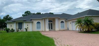 Kissimmee Single Family Home For Sale: 2320 Pine Needle Trail