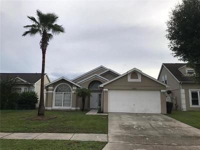 Kissimmee Single Family Home For Sale: 2040 Shannon Lakes Boulevard