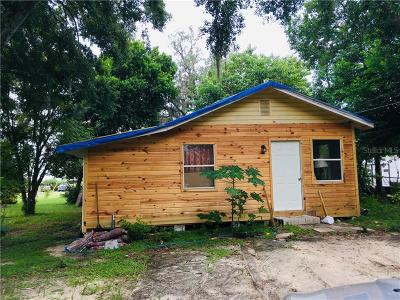 Haines City Single Family Home For Sale: 712 Langston Avenue