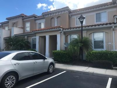 Kissimmee Townhouse For Sale: 3089 Seaview Castle Drive
