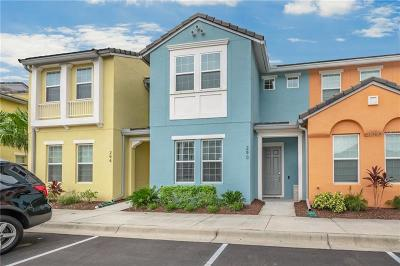 Davenport Townhouse For Sale: 290 Captiva Drive