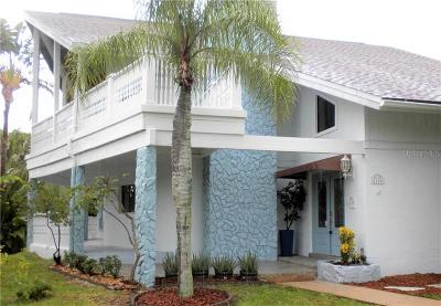 Brevard County Single Family Home For Sale: 10 Danube River Drive