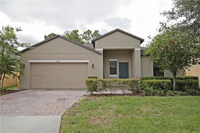 Cypress Pointe Forest Single Family Home For Sale: 1145 Cypress Pointe Boulevard