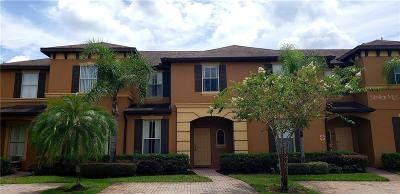 Celebration, Davenport, Kissimmee, Orlando, Windermere, Winter Garden Townhouse For Sale: 4132 Calabria Avenue