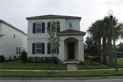 Winter Garden Single Family Home For Sale: 8949 Doddington Way