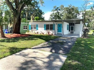 Winter Park Single Family Home For Sale: 1923 Carrigan Avenue