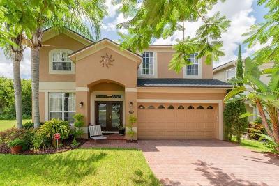 Winter Garden Single Family Home For Sale: 12700 Grovehurst Avenue