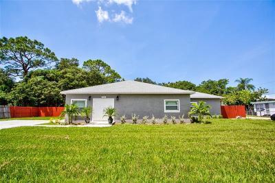 Nokomis Single Family Home For Sale: 711 Church Street