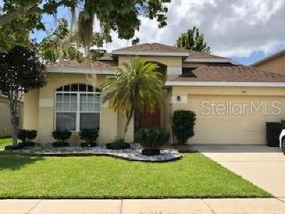 Kissimmee Single Family Home For Sale: 930 Tramells Trail