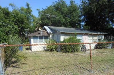Winter Haven Single Family Home For Sale: 1233 Fairfax Street NE