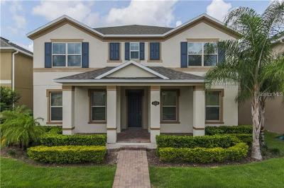 Windermere Single Family Home For Sale: 9034 Reflection Pointe Drive
