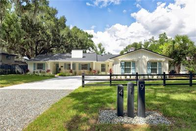 Windermere FL Single Family Home For Sale: $988,000