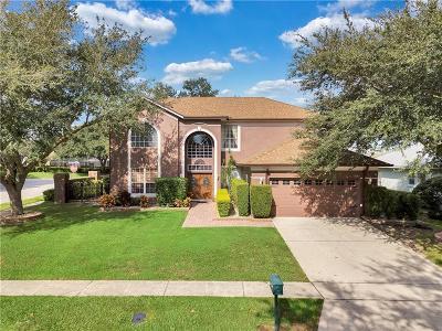 Ocoee Single Family Home For Sale: 1183 Coastal Circle