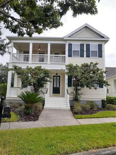 Celebration Single Family Home For Sale: 102 Eastpark Drive