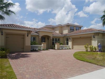 Kissimmee Single Family Home For Sale: 1141 Terralago Way