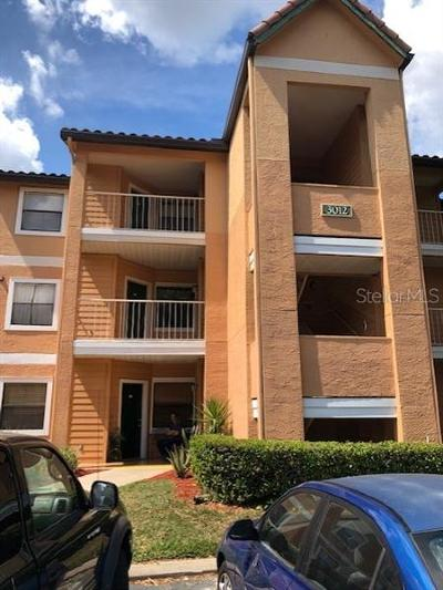 Kissimmee Condo For Sale: 3012 Parkway Boulevard #205