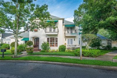 Celebration Single Family Home For Sale: 414 Greenbrier Avenue