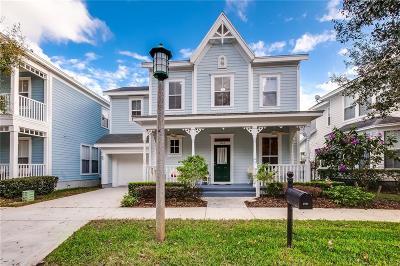 Celebration Single Family Home For Sale: 1041 Banks Rose Street