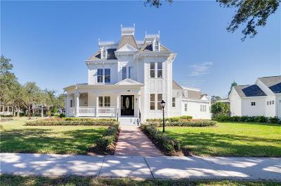 Celebration Single Family Home For Sale: 421 Arbor Circle