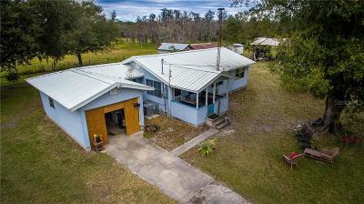 Kissimmee Single Family Home For Sale: 4305 Reaves Road