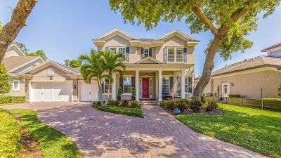 Tampa Single Family Home For Sale: 1911 HAVEN BEND