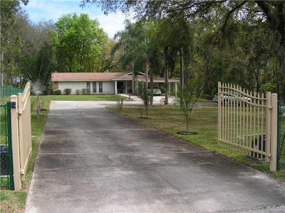 Seffner FL Single Family Home Sold: $231,500