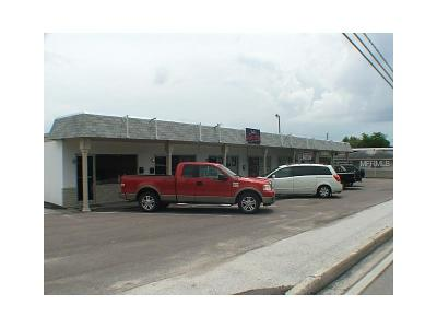 Pasco County Commercial For Sale: 4744 Trouble Creek Road