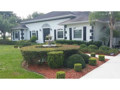 Dover FL Single Family Home Sold: $396,000