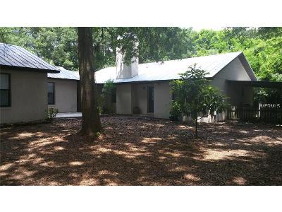 Plant City Single Family Home For Sale: 3614 Midway Road