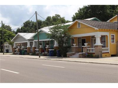 Multi Family Home For Sale: 2806 N Tampa Street