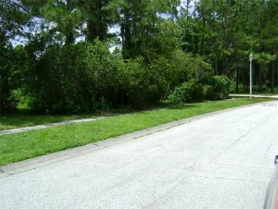 Lithia Residential Lots & Land For Sale: 5911 Flatwoods Manor Circle